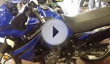 2009 Kawasaki kLR650 Dual Sport Motorcycle For Sale