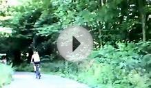 Bicycle downhill from Sitno - part 5