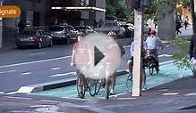 Bicycle traffic signals NSW
