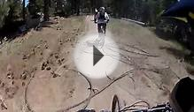 Big Bear Downhill Mountain Biking GoPro Hero2