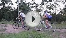 Bike2BikeTow - Bicycle Tow System for Adventure Racing