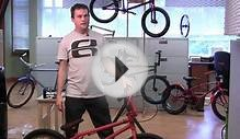 BMX Bike Assembly Instructions
