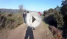 caballero bike trail downhill (reseda ca.)