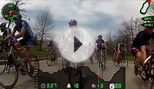 (Cat 4 Road Bicycle Race # 14 Highlights) My First Crash