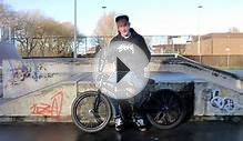 Custom BMX Bike Check - Ben Towle