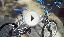 Custom built SE Racing Ripper BMX bike