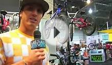 Diamondback BMX 2010 @ Interbike 2009