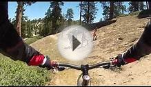 Downhill Mountain Biking Big Bear Lake 2012