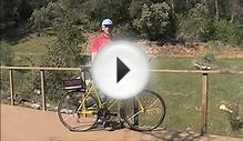 Fitting Yourself to a Hybrid Bicycle