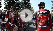 Gates Carbon Belt Drive Bicycle for the BMC Racing Team