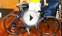 How to Fit a Hybrid Bicycle to You
