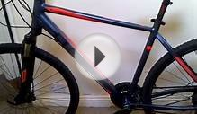 Hybrid Bicycle Review - Cube Cross 2015