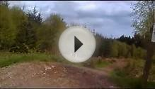 Kirkhill Forest Aberdeen, Scotland, Mountain biking