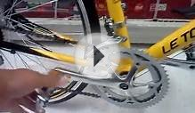 Le Tour de France Stage One Yellow Jersey Road Bicycle Review