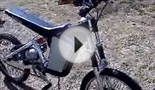 Mongoose electric bike in action (1)