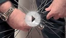 Overhauling Cup & Cone Bicycle Hubs