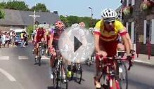 Road bicycle racing: Day 2 of the 2014 Ladies Brittany