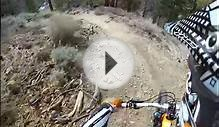 Wrightwood Downhill MTB-2015 Diamondback MIssion Pro 650B